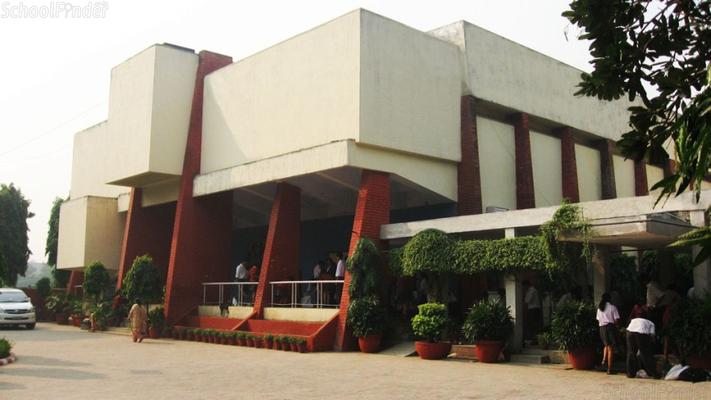 Sardar Patel Vidyalaya - cover
