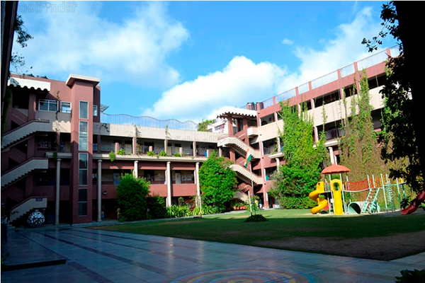 Tagore International School Vasant Vihar - cover