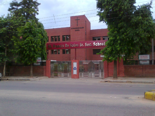 St Francis De Sales School - cover