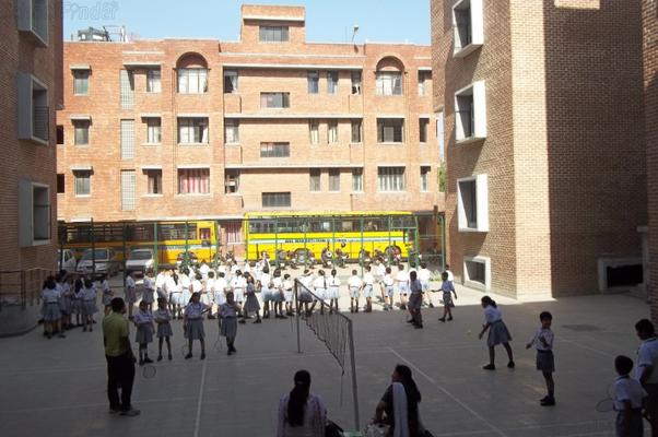 Bal Bharati Public School Dwarka - cover