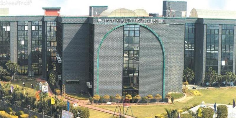 Venkateshwar International School - cover