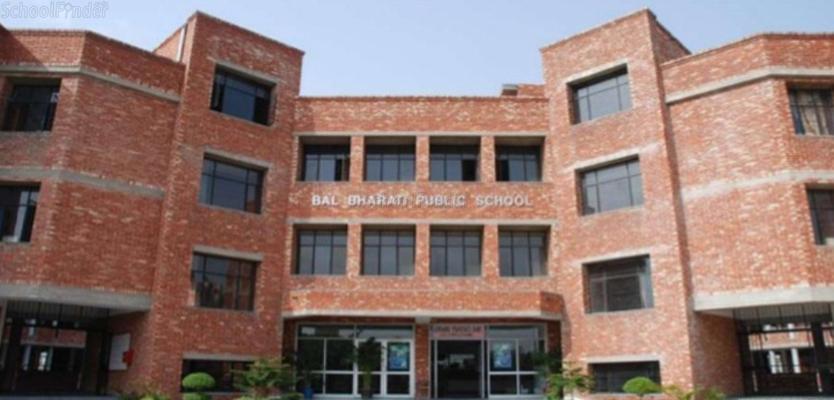 Bal Bharati Public School Rohini - cover