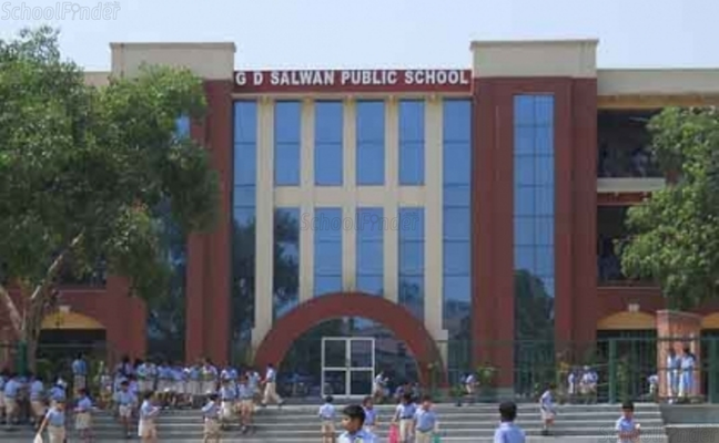 GD Salwan Public School - cover