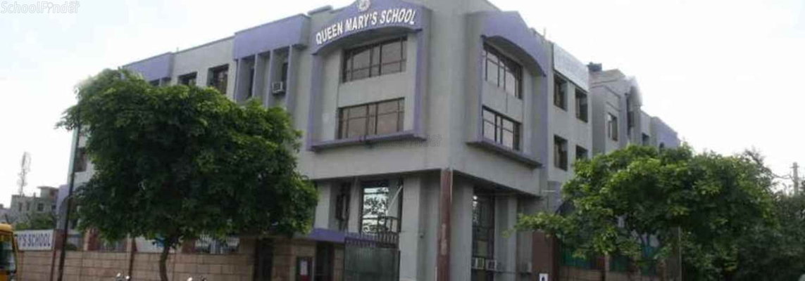 Queen Marys School - cover