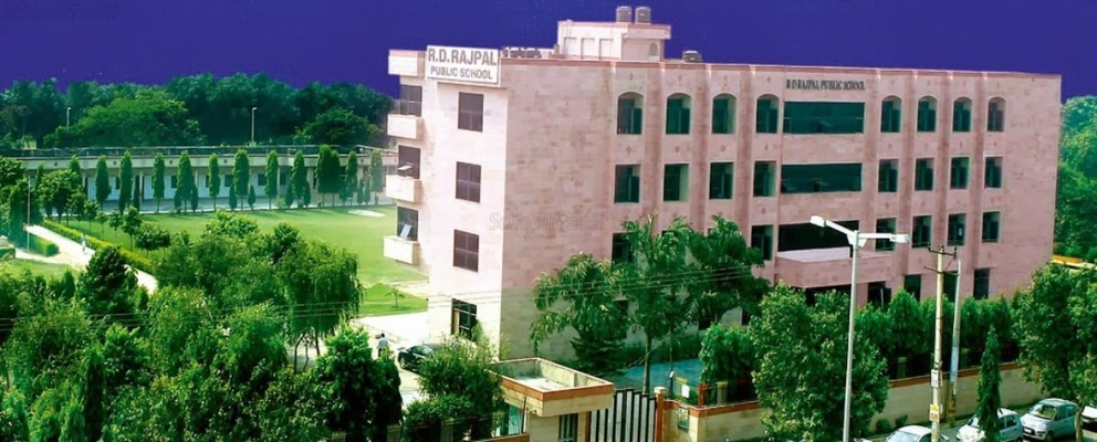 RD Rajpal Public School - cover