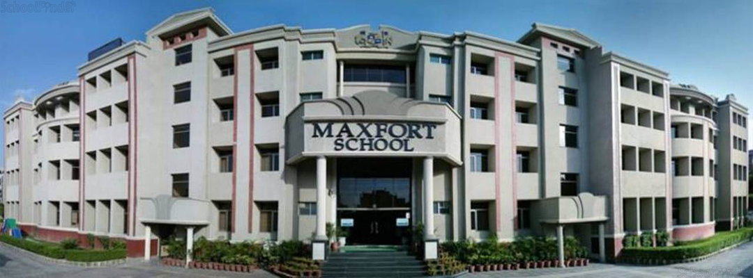 Maxfort School - cover