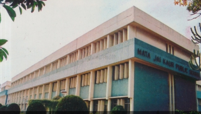 Mata Jai Kaur Public School - cover