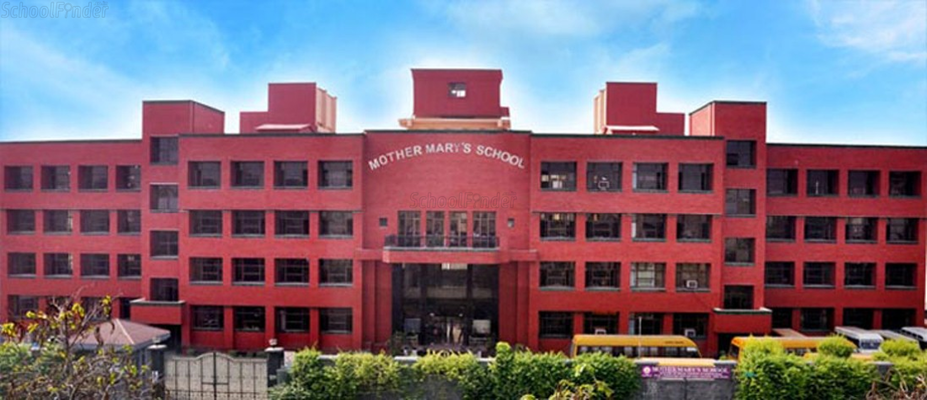Mother Mary's School Mayur Vihar - cover