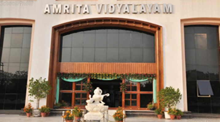 Amrita Vidyalayam - cover