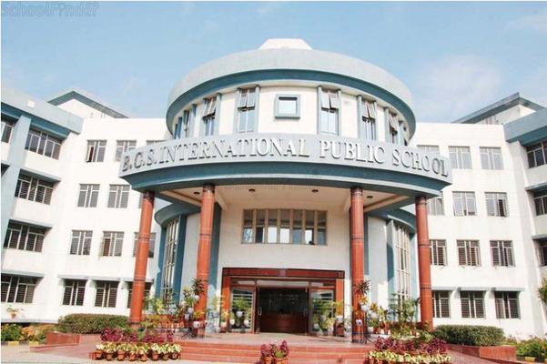 BGS International Public School Dwarka - cover