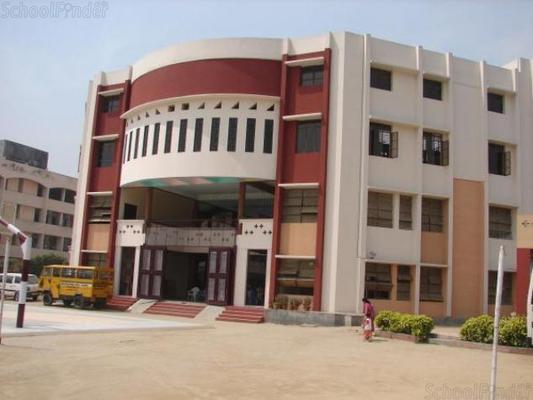 Bharat National Public School - cover