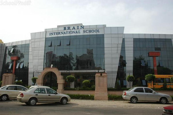 Brain International School - cover