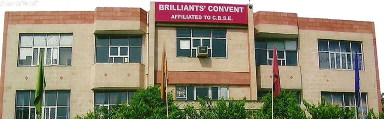 Brilliants Convent School Pitampura - cover