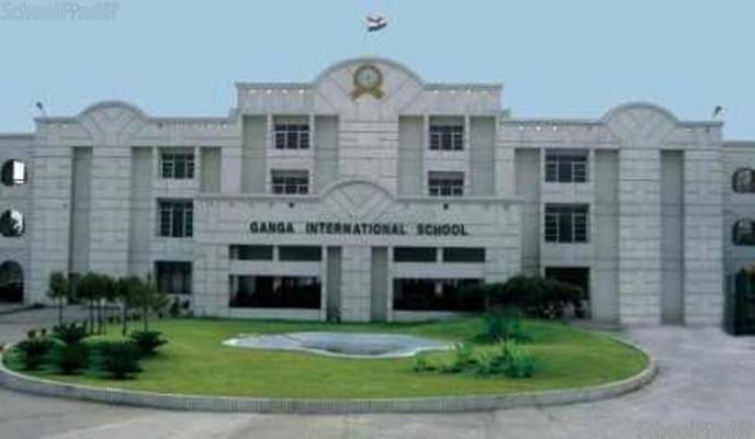 Ganga International School - cover