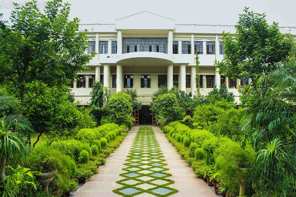 Green Fields School - cover