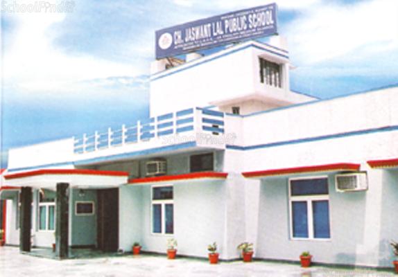 CH Jaswant Lal Public School - cover
