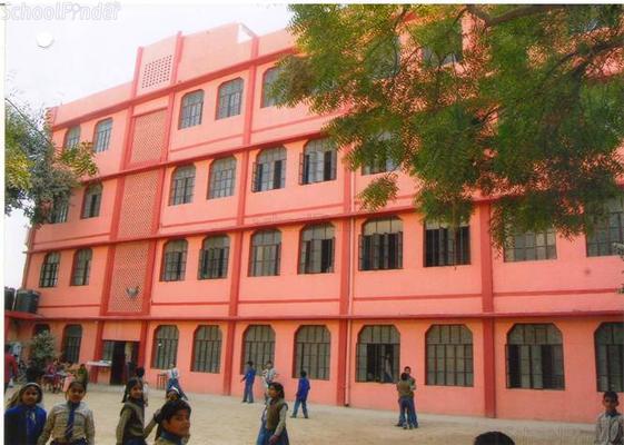 Dharm Deep Secondary Public School - cover
