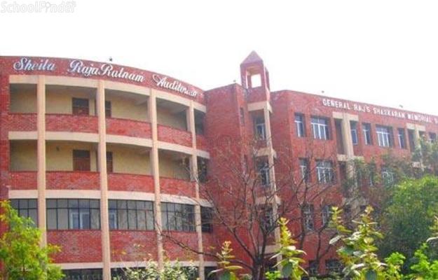 General Raj School - cover