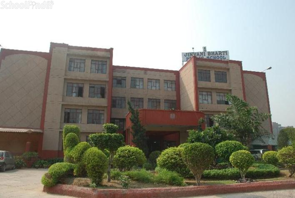 Jinvani Bharti Public School - cover