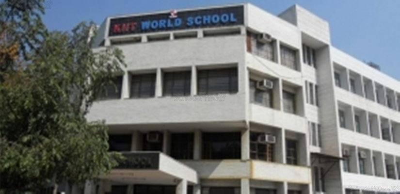 KIIT World School - cover