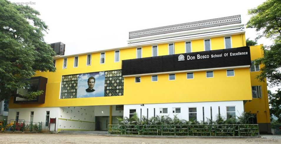 Don Bosco School of Excellence - cover