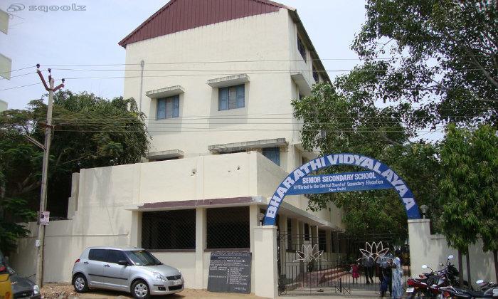 Bharathi Vidyalaya Senior Secondary School - cover