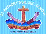 St Anthony's School - logo