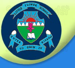 Little Flower School Darjeeling - logo
