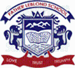 Father Leblond School - logo