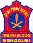 Army Public School Bengdubi - logo