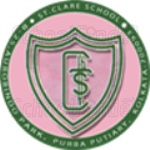 St Clare School - logo