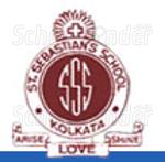 St Sebastians School - logo