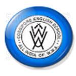 WWA Cossipore English School - logo