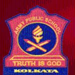 Army Public School Kolkata - logo