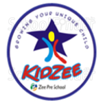 Kidzee Tollygunge One Step Up - logo