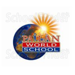 Pailan World School - logo