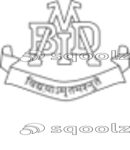 B D Memorial Institute School - logo
