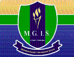 Mahatma Gandhi International School - logo
