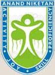 Anand Niketan Shilaj - logo
