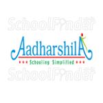 Aadharshila School - logo
