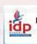 I D Patel School - logo