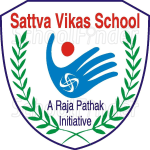 Sattva Vikas School - logo
