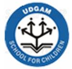 Udgam School For Children - logo