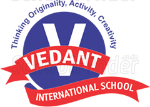 Vedant International School - logo