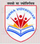 Nirma Vidyavihar - logo
