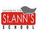 St Ann's School - logo
