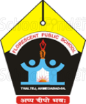 Florescent Public School - logo