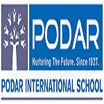 Podar International School - logo