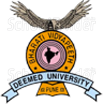 Bharati Vidyapeeth High School English Medium - logo
