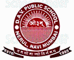 DAV International School Nerul - logo